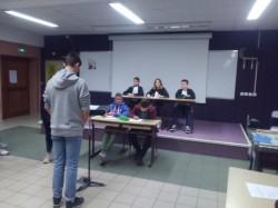 La cour présidée par le juge Bomble et ses assesseurs, les juges De Lannoy et Legrand